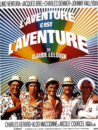 Laventure-cest-laventure